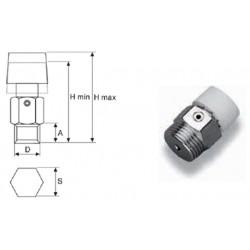 Mechanický odvzdušňovací ventil