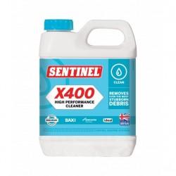 Sentinel  X400 - Odstránenie kalov a usadenín z vykurovacích systémov