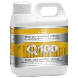 Q100 - Inhibítor korózie pre vykurovacie a chladiace systémy