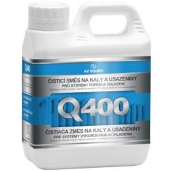 Q400 - Čistiaca zmes na kaly a usadeniny