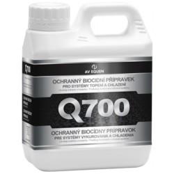 Q700 - Ochrana podlahového vykurovania