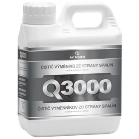 Q3000 - Čistič výmenníkov zo strany spalín