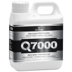 Q7000 - Čistenie podlahového vykurovania