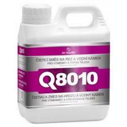 Q8010 - Čistiaca zmes na hrdzu a vodný kameň