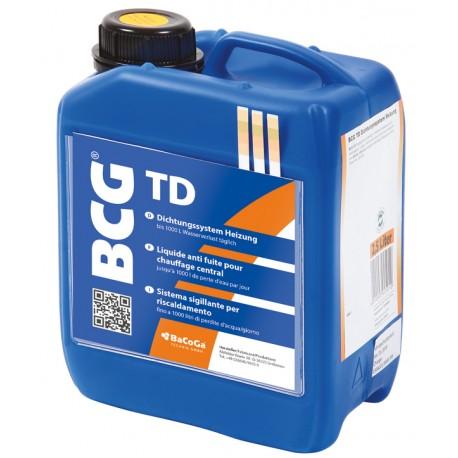 BCG TD - utesnenie únikov 400 až 1000 l/deň, vykurovanie a chladenie