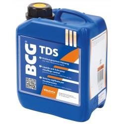 BCG TDS - utesnenie únikov nad 1000 l/deň, vykurovanie a chladenie