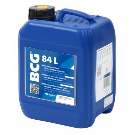 BCG 84L - utesnenie rozvodov pitnej vody, úniky do 10 l/deň