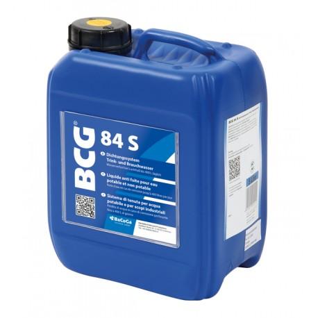 BCG 84S - utesnenie rozvodov pitnej vody, úniky do 400 l/deň