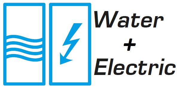 Voda plus Elektrika
